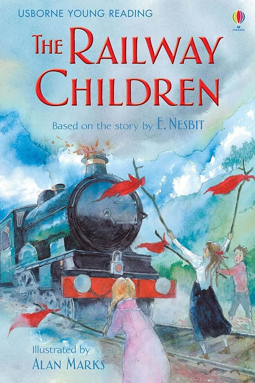Usborne - The Railway Children