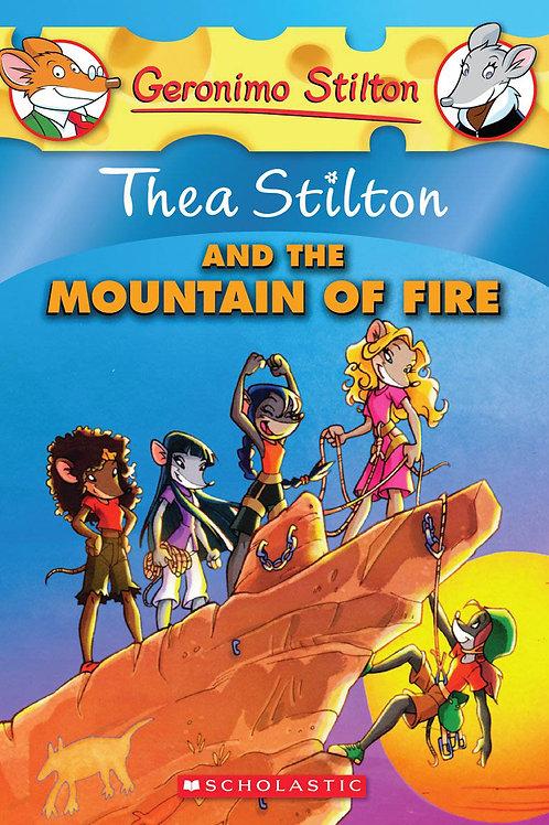 Geronimo Stilton - Thea Stilton and the Mountain of Fire