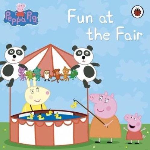 """Peppa Pig """"Fun at the Fair"""""""