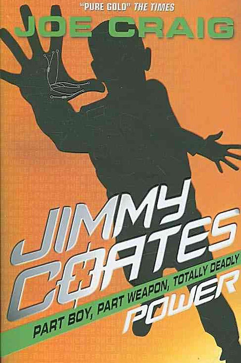 Jimmy Coates - Power