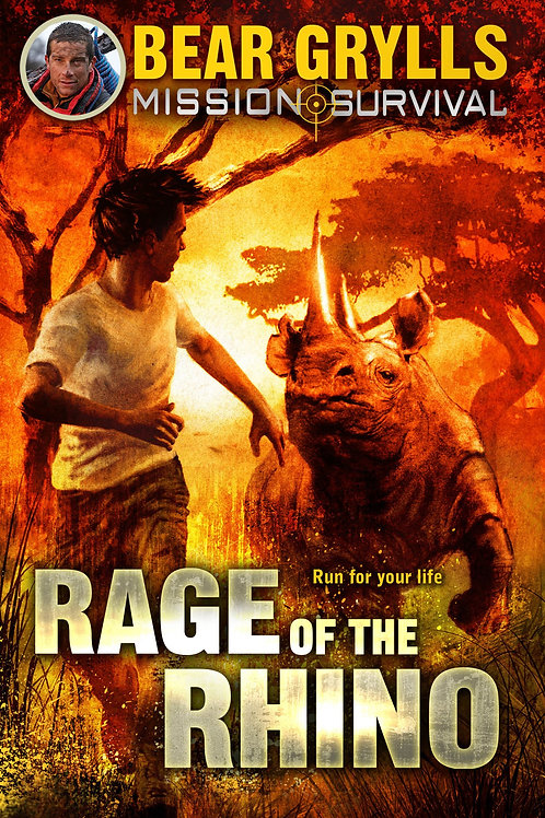 "Mission Survival ""Rage of the Rhinos"""