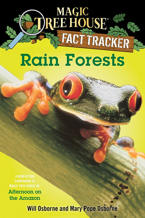 Magic Tree house Research Guide - Rain Forests