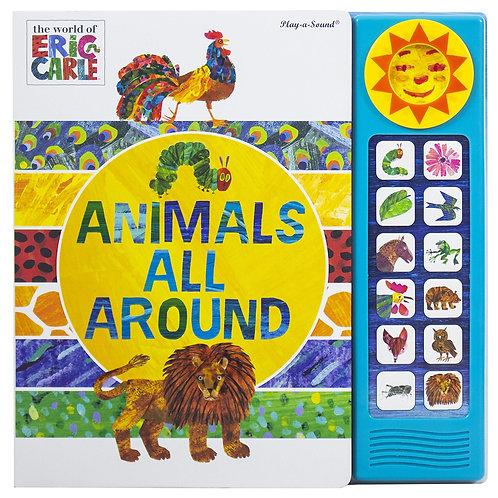 The World of Eric Carle - Animals all Around