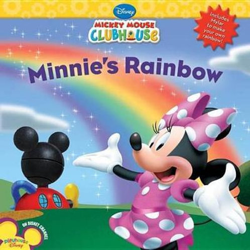 "Mickey Mouse Clubhouse - ""Minnie's Rainbow"""