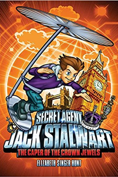 Secret Agent Jack Stalwart - The Caper of the Crown Jewels
