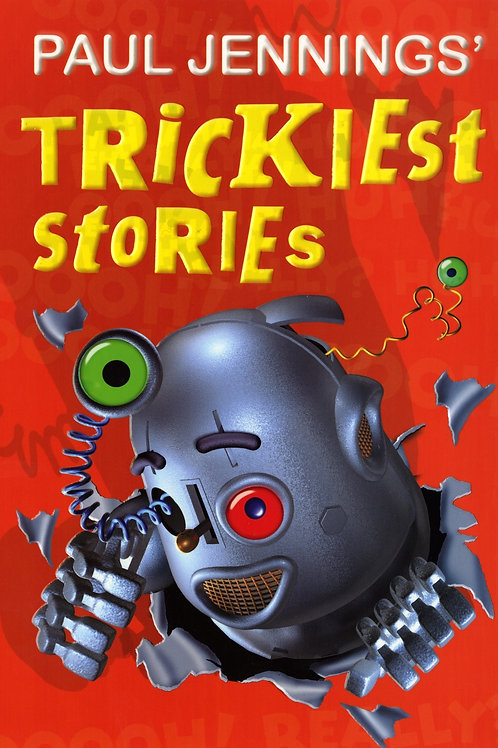 Paul Jenning's - Trickiest Stories