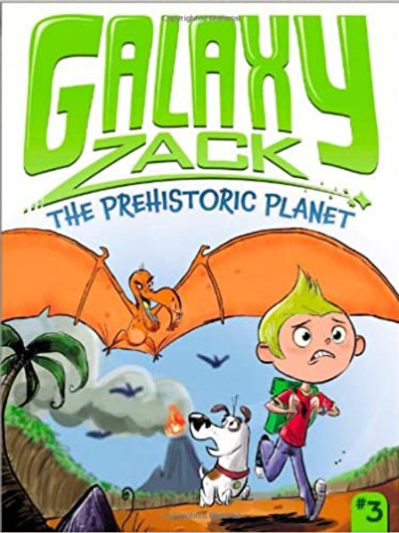 Galaxy Zack - The Prehistoric Planet