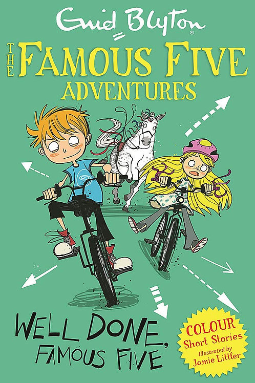 """The Famous Five - """"Well Done, Famous Five"""""""