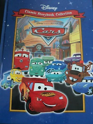 Classic Storybook Collection - Cars