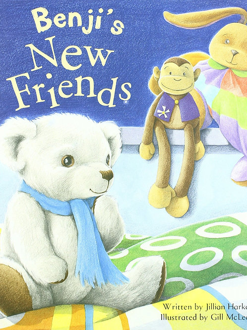 Benji's New Friends