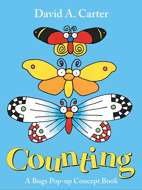 Counting (A Bugs Pop-up Concept Book)