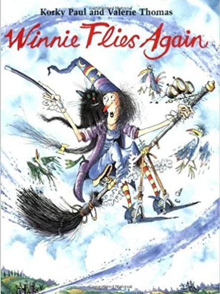 Winnie Flies Again