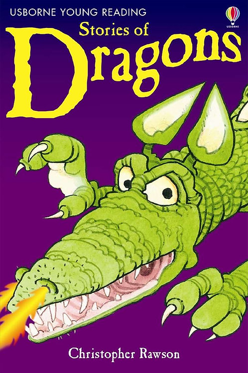 Usborne Young Reading - Stories of Dragons