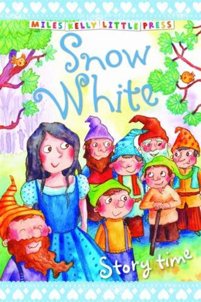 Miles Kelly Little Press - Snow White Story Time