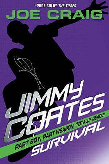 "Jimmy Coates ""Survival"""