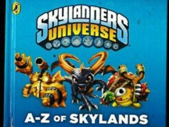 "Skylanders Universe ""A-Z of Skylands"""