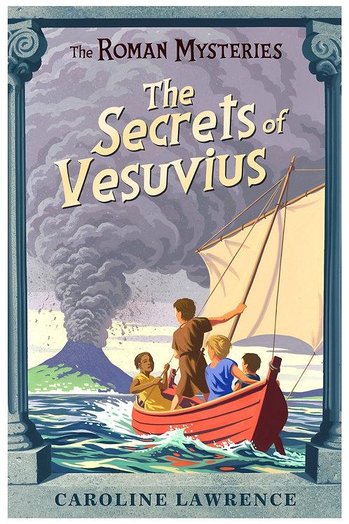 The Roman Mysteries - The Secrets of Vesuvius