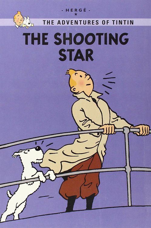The Adventures of Tintin - The Shooting Star