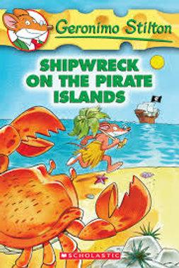 Geronimo Stilton - Shipwreck on the Pirate Islands