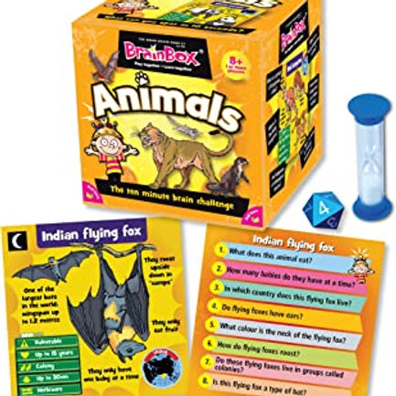 "BrainBox ""Animals"""