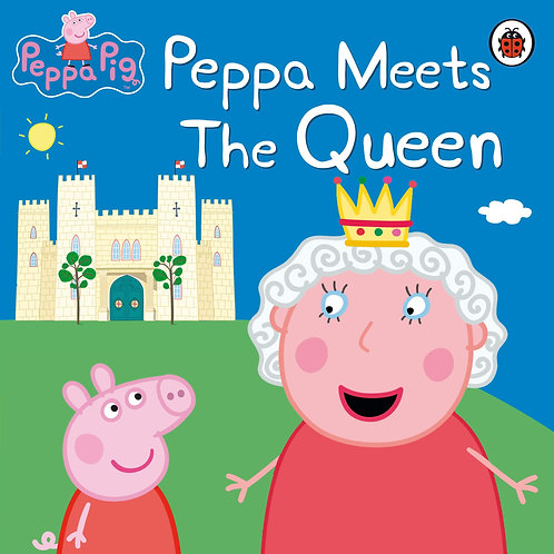 "Peppa Pig ""Peppa Meets the Queen"""