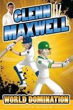 Glenn Maxwell - World Domination