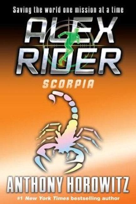 "Alex Rider ""Scorpia"""