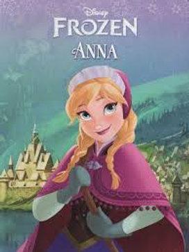 """Frozen """"Anna"""""""