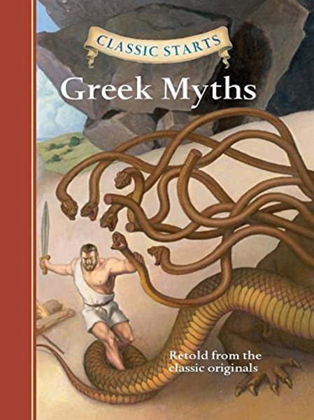 Classic Starts - Greek Myths