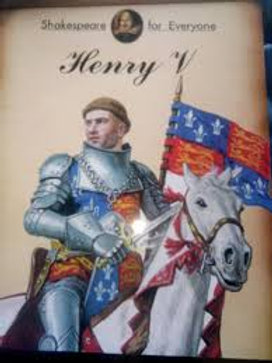 """Shakespeare for Everyone """"Henry V"""""""