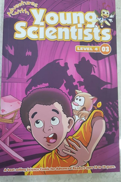 Adventure with Young Scientist (Level 4) - Issue 03