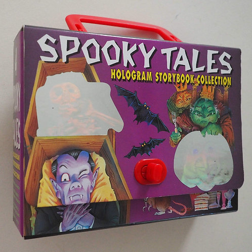 Spooky Tales - Hologram Storybook Collection