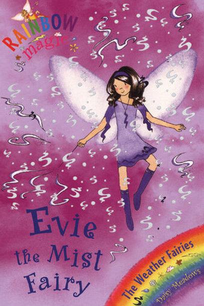 """Rainbow Magic """"Evie the Mist Fairy"""""""