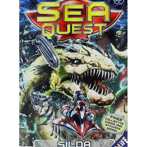 "Sea Quest - ""Silda, The Electric Eel"""