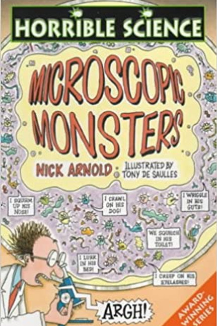 "Horrible Science ""Microscopic Monsters"""