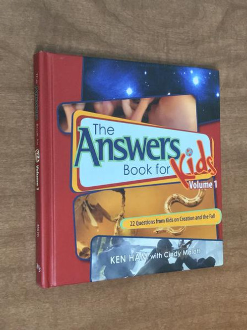The Answers Book for Kids (Volume 1)