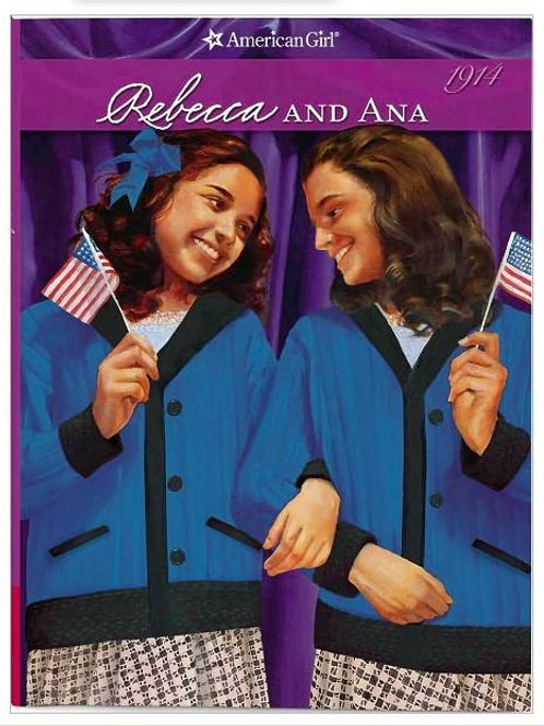 American Girl - Rebecca and Anna (1914)