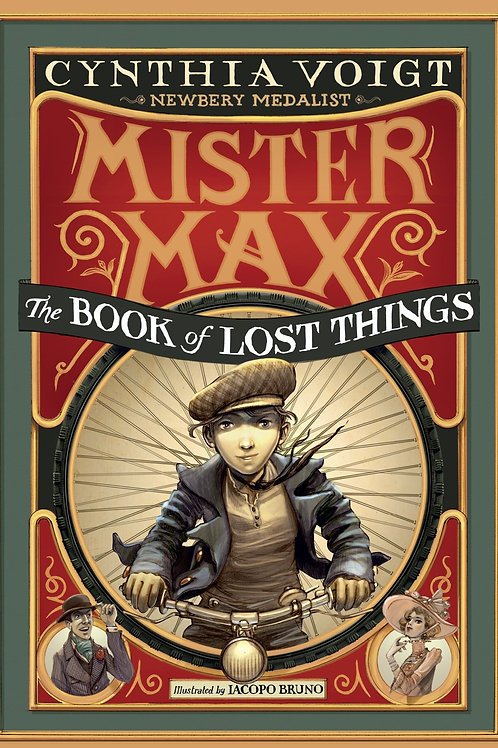 "Mister max ""The Book of Lost Things"""