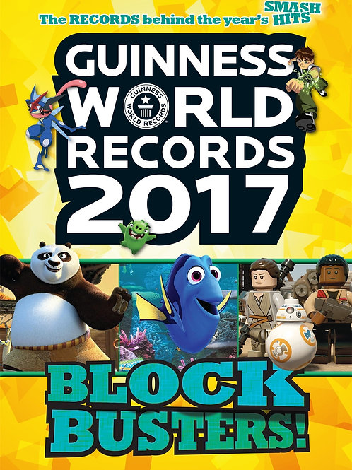Guiness World Records 2017 - Block Busters!