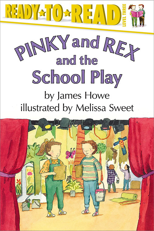 Ready to Read (Level 3) - Pinky and Rex and the School Play