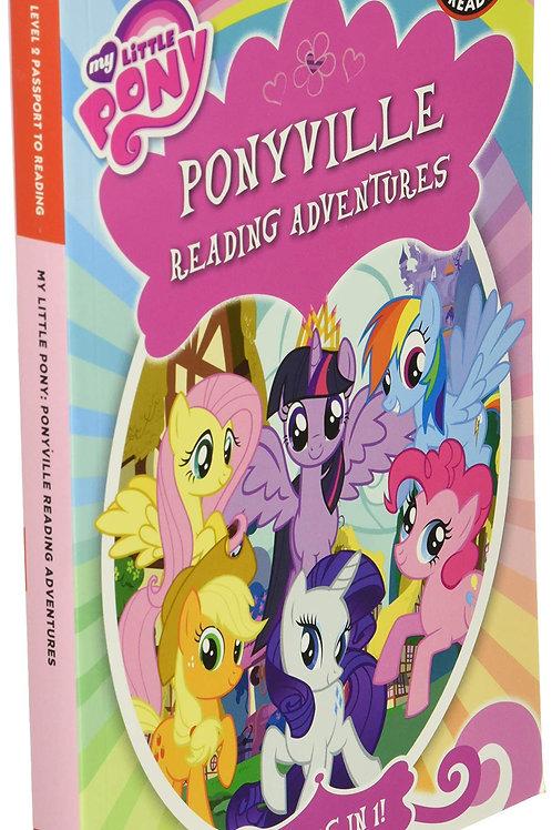 My Little Pony - Ponyville Reading Adventures (6 Books in 1!)