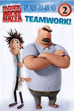 "Cloudy with a Chance of Meatballs - ""Teamwork!"""
