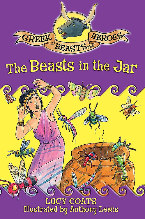 Greek Beasts and Heroes - The Beasts in the Jar