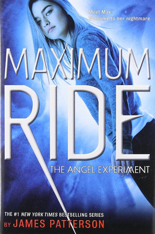 Maximum Ride - The Angel Expierment