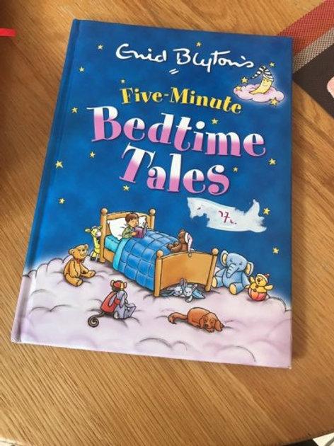 Five-Minute Bedtime Tales