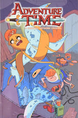 Adventure Time (A Cartoon Network Original) - Volume 13