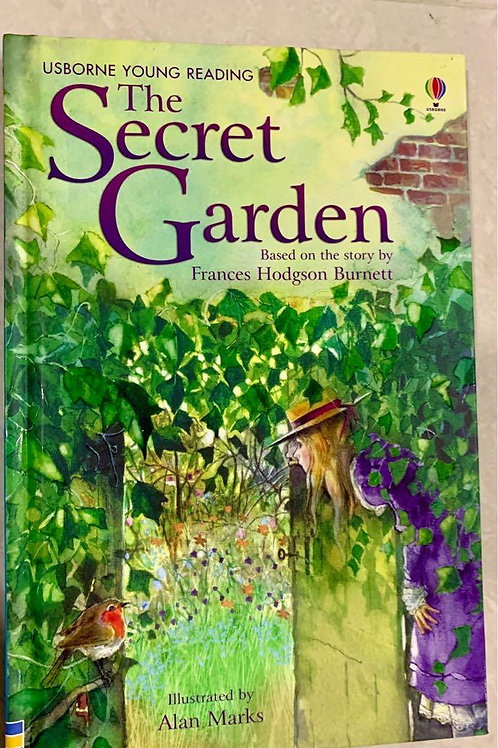 Usborne - The Secret Garden