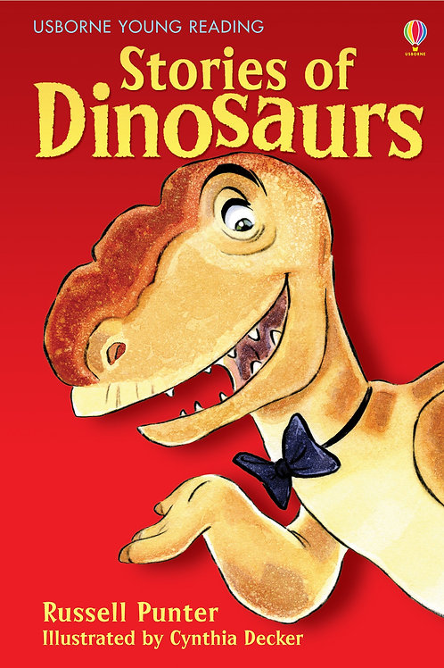 Usborne Young Reading - Stories of Dinosaurs