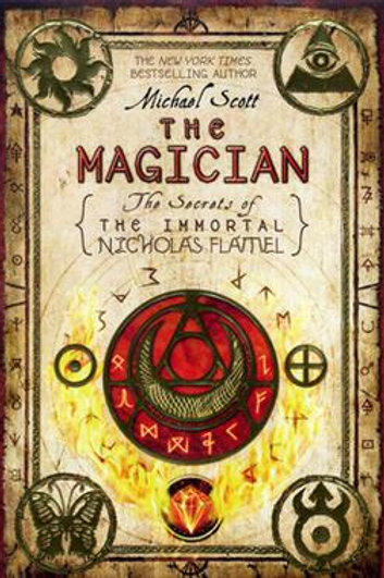 The Magician - The Secrets of The Immortal Nicholas Flamel