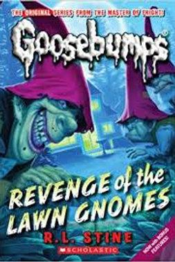 "Goosebumps ""Revenge of the Lawn Gnomes"